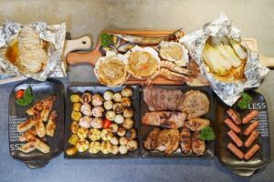 【尖沙咀美食】尖沙咀餐廳Sonder$188起懶人BBQ+甜品放題優惠 任食芒果糯米飯/北海道牛乳布甸/牛扒/可升級加購海鮮拼盤