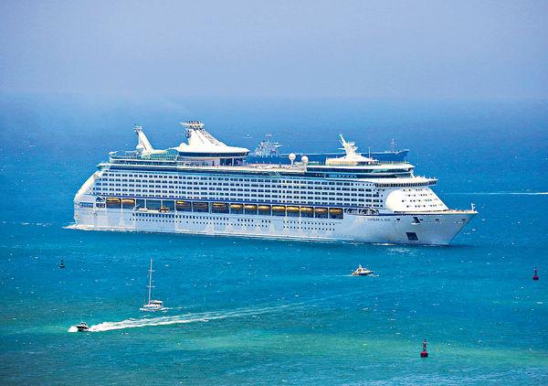 郵輪「公海遊」有望暑假啟航 船員乘客須打疫苗