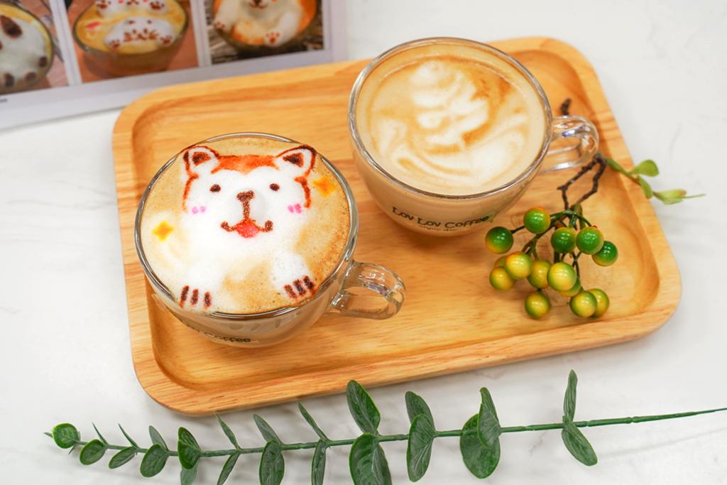 【沙田好去處2021】沙田石門咖啡拉花班工作坊體驗 自製3D立體卡通拉花/LatteArt Workshop
