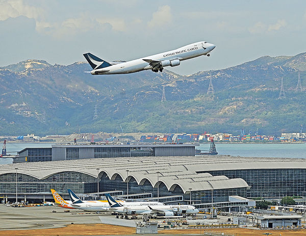 機管局推6萬張機票抽獎 9月底前接種可參加