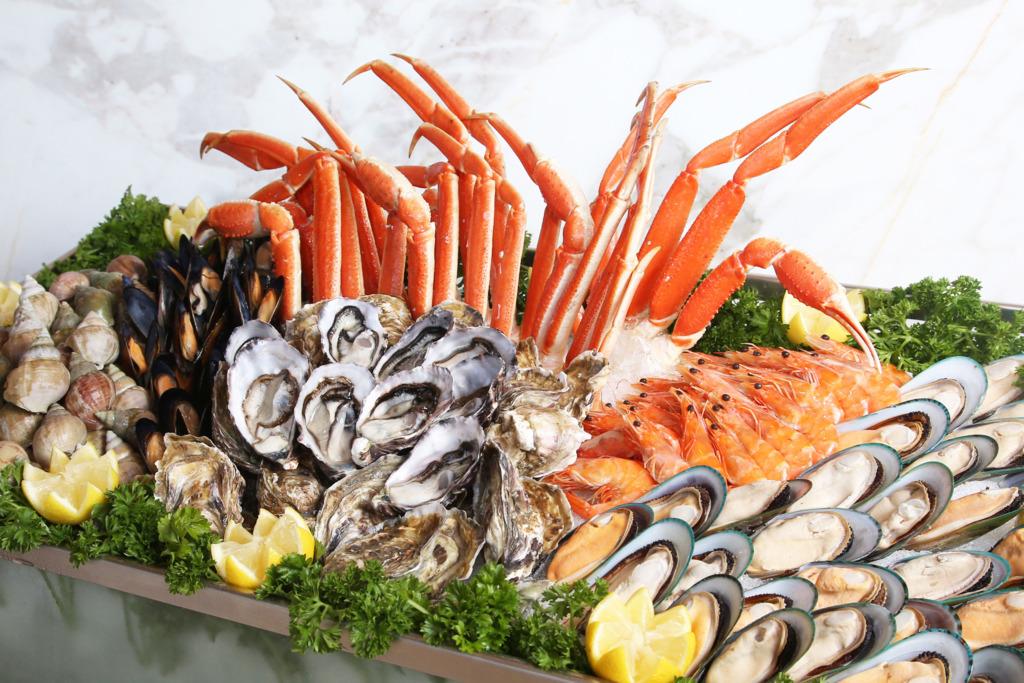 【自助餐優惠】沙田帝都酒店推全時段海鮮自助餐56折優惠+送紅/白酒一支 任食即開生蠔/龍蝦鵝肝/甜品/Mövenpick雪糕