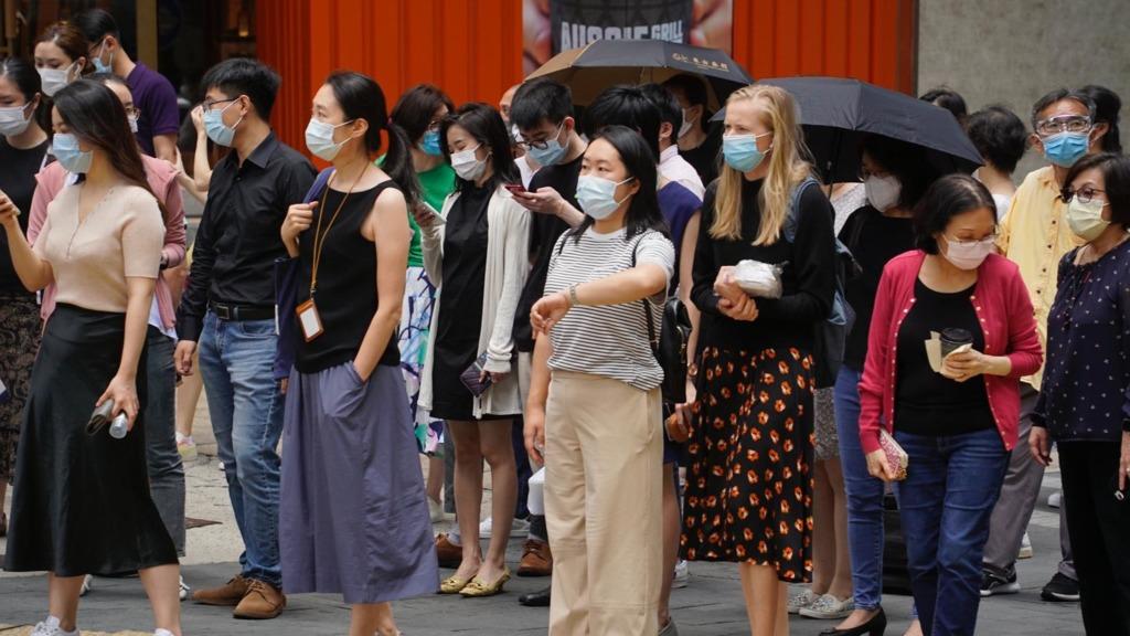 新冠肺炎|今日新增約一宗輸入確診個案 42歲女患者從印尼抵港
