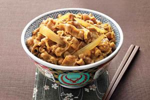 超簡易!宅在家都品嚐到元祖牛丼滋味!