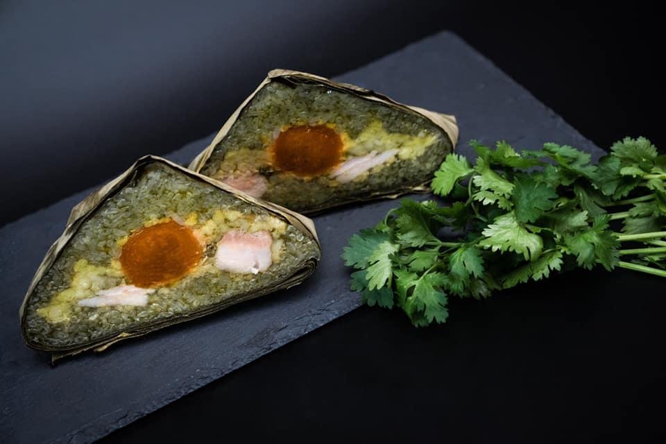 【端午節2021】芫荽控必試!EATLA推出全新足料芫荽鹹蛋黃肉糉 新口味香辣鹹蛋黃肉糉同步登場