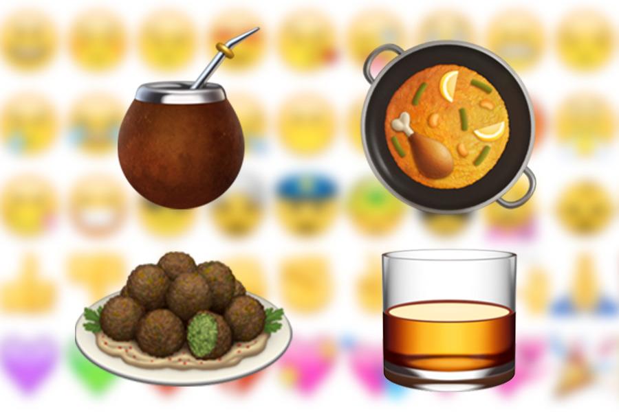 【Emoji】20大考起你的食物emoji 世界各地美食你知多少