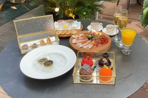 【尖沙咀下午茶】K11 MUSEA Glasshouse Greenery主題下午茶限時優惠   龍蝦漢堡/魚子醬/和牛多士/柚子芝士餅