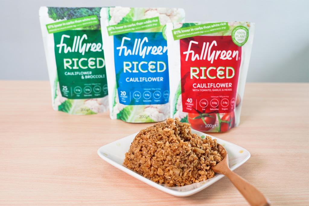 【椰菜花飯】2分鐘就食得!超市搜羅健康抵卡椰菜花飯   熱量比大米少80%以上