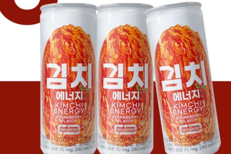 【韓國美食】韓國將靈魂食物製成飲料   推出泡菜能量碳酸水!