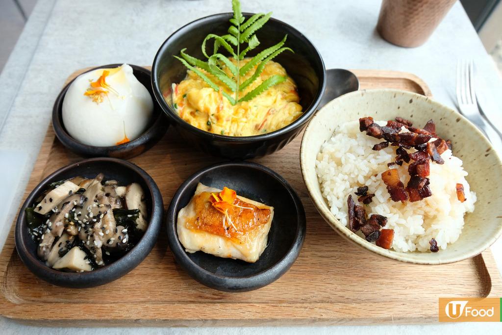 【尖沙咀美食】尖沙咀新開澳洲菜海景Cafe「NINETYs」 Brunch Board自選定食/龍蝦班尼迪蛋