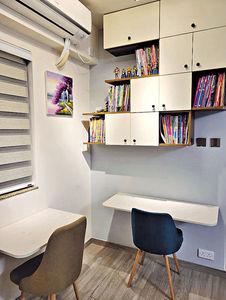 港媽設計L型床 3姊弟同房夠Warm 升級740呎單位 7口家住得舒適