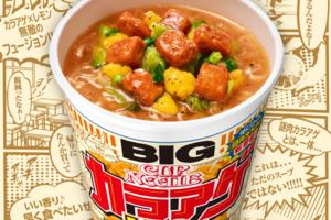 【日本即食杯麵推介2021】日本日清Cup Noodles合味道杯麵新口味 肉粒改為邪惡炸雞粒/配檸檬味雞湯!
