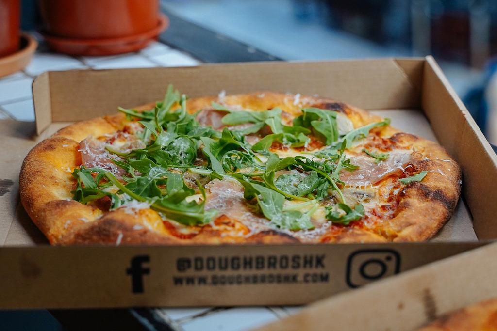 【鰂魚涌美食】人氣外賣薄餅Dough Bros進駐鰂魚涌 酸種Pizza/爆漿冬甩