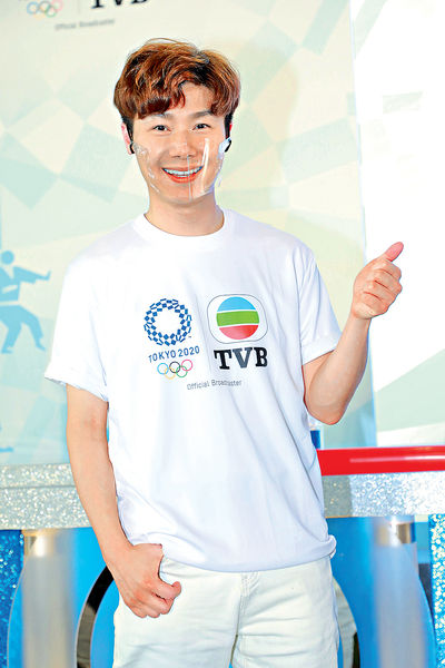飛日本採訪奧運? 周奕瑋未獲確實通知