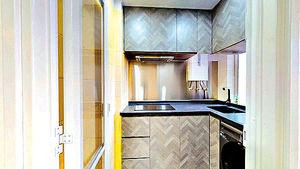 90後抽中230呎居屋 21萬元裝修 獨居安樂窩