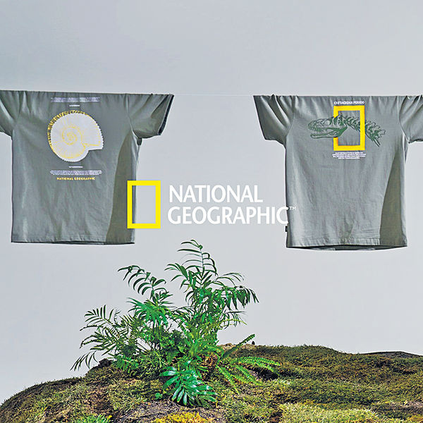National Geographic 新推環保TEE