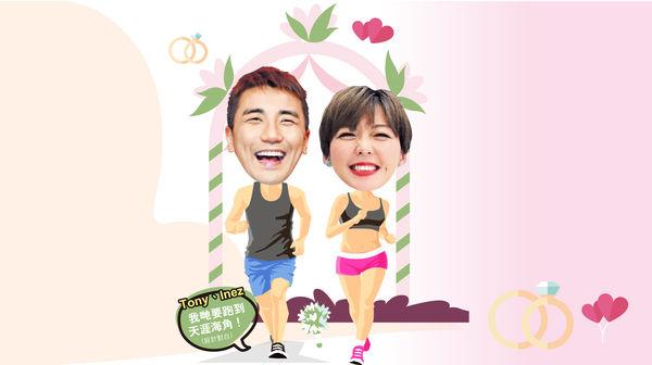 廁所怪招求婚冧掂梁諾妍 洪永城︰今年內行禮