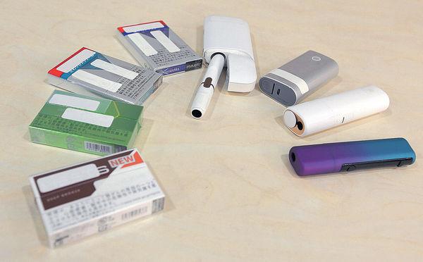 多界別組聯盟 籲規管加熱煙代禁售