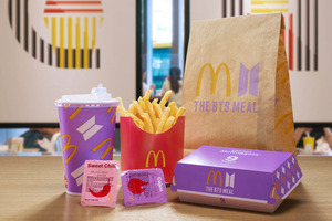 【BTS麥當勞】ARMY必看!BTS聯乘麥當勞期間限定套餐卡路里大公開 營養師教你2招這樣吃更健康