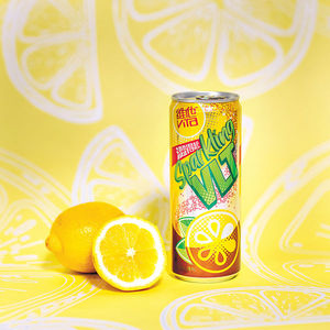 維他氣泡檸檬茶 帶來冰涼動感夏日