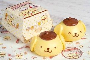 【唐記包點】唐記包點聯乘Sanrio推出布甸狗系列!可愛立體布甸狗奶皇包/焦糖布丁燒限量登場