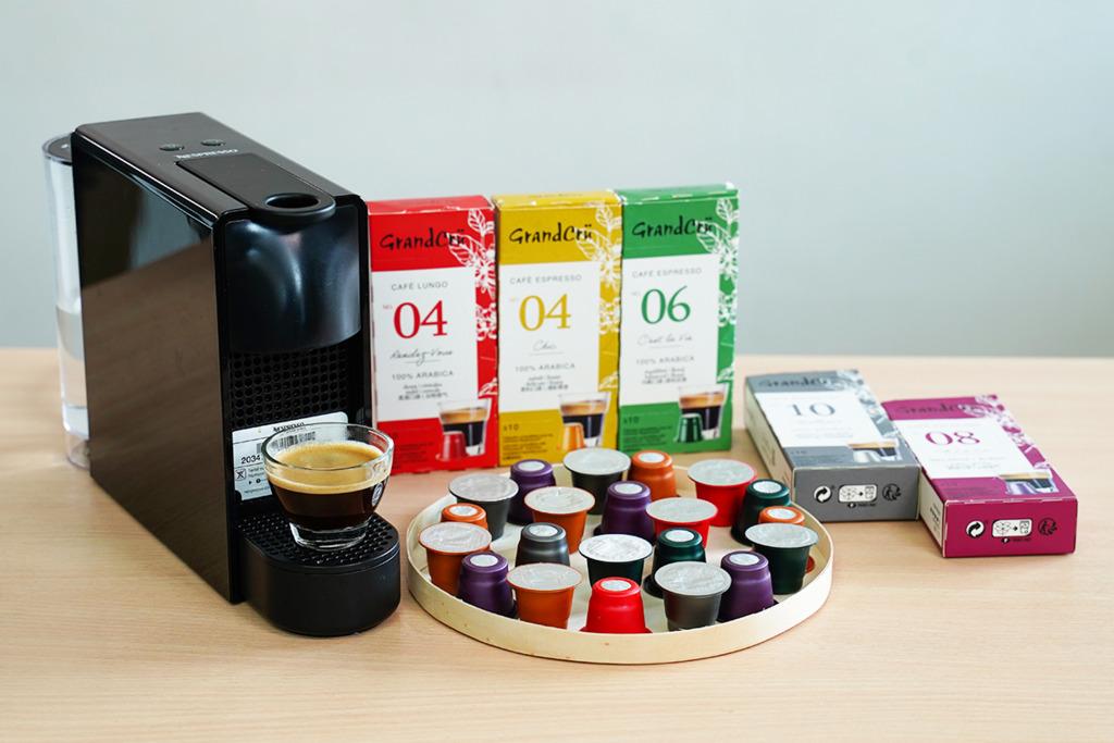 【咖啡膠囊】超市都有得買!UCC推出法國咖啡膠囊系列    散發烤麵包/柑橘/早餐穀物等多款香氣