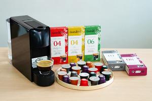 【咖啡膠囊】超市有得買!UCC推出法國咖啡膠囊系列    散發烤麵包/柑橘/早餐穀物等多款香氣