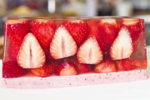 【東京Cafe推介2021】日本東京透明系草莓水晶蛋糕甜品 晶瑩剔透夢幻粉嫩/打卡一流!