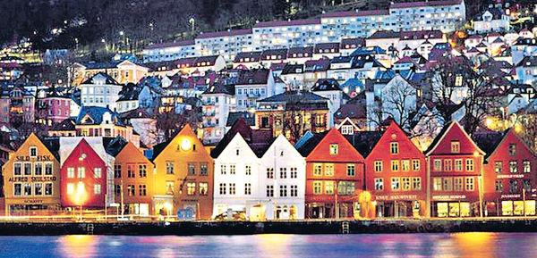 重遊挪威 細味Bergen不同景致
