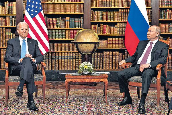 美俄峰會同意重派大使 拜登稱氣氛正面 普京︰沒敵意