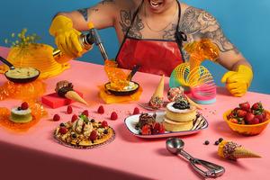 【普慶餐廳下午茶2021】逸東酒店普慶餐廳下午茶半自助餐 2小時任食甜品/Movenpick/Haagen-Dazs