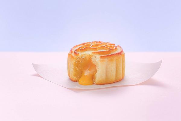 【望月月餅】望月中秋節月餅訂購早鳥優惠2021 熊本熊流心奶黃月餅/抹茶月餅/Pinkoi四式月餅
