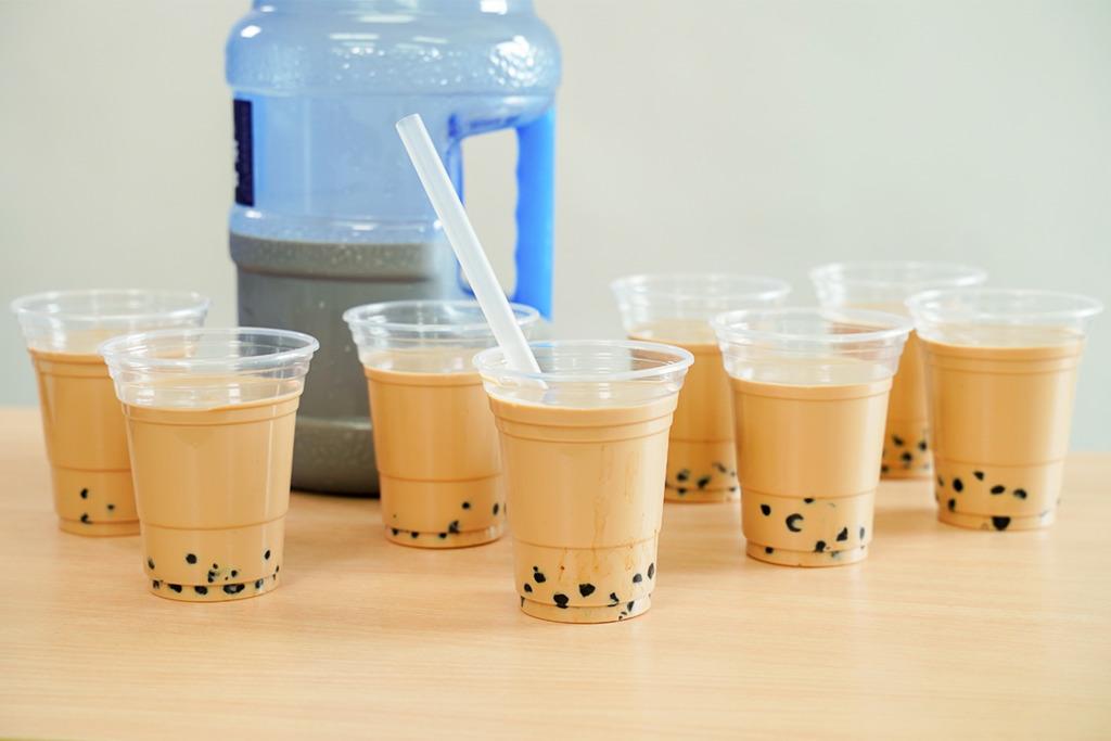 【珍珠奶茶到會】到會專門店推出5公升桶裝珍珠奶茶  相等於約16杯珍奶份量/平均$20杯有找!