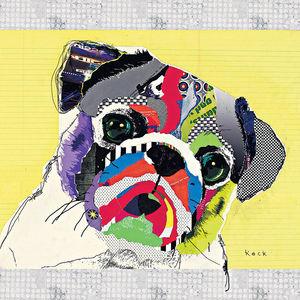 北角匯《愛犬•美術館》 汪星人做畫作主角