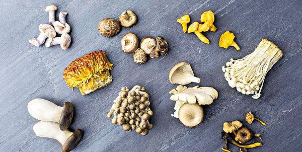 每天吃18克菇類 患癌風險減45%?