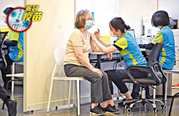 專家倡逾60歲打針 毋須預約 長者接種率遠低於多國