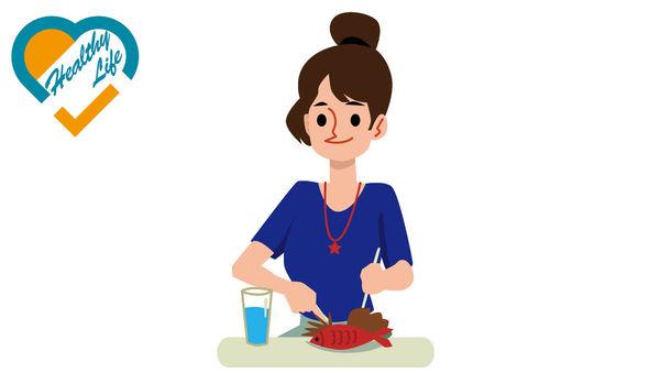 「海鮮素」瘦身 油份多反致肥 提防高膽固醇