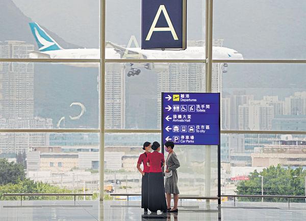國泰駐港機組人員 8月尾前需打疫苗