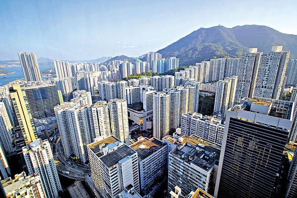 港島細價盤呎價破頂 入場費逾$770萬 5月私樓指數 貼近歷史高位