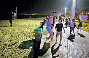 歐國杯爆疫 300芬蘭球迷確診 西班牙馬略卡派對群組 1200人中招