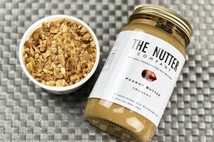 【The Nutter Company】果仁醬專門店The Nutter Company   再度推出花生醬海鹽/特濃開心果雪糕!