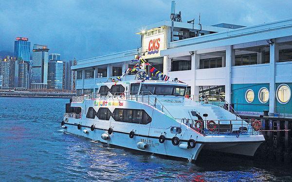 水上的士試航反應佳 明日船票已售罄 全程收費48