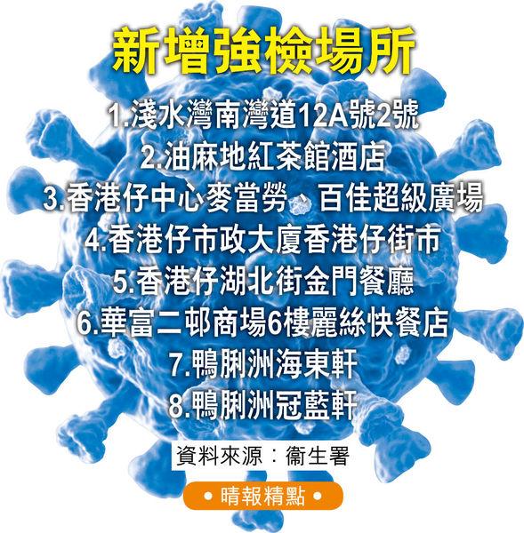 檢疫酒店女清潔工感染L452R變種毒 消息指港澳本月11通關 恐添變數