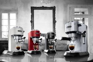 【咖啡機推介】7款咖啡機推介!膠囊/全自動/半自動咖啡機/Nespresso/TOFFY/De'Longhi/BRUNO
