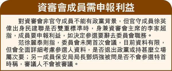 「光城者」3學生涉串謀恐怖活動 不准保釋 李家超:淡化恐襲者成千古罪人