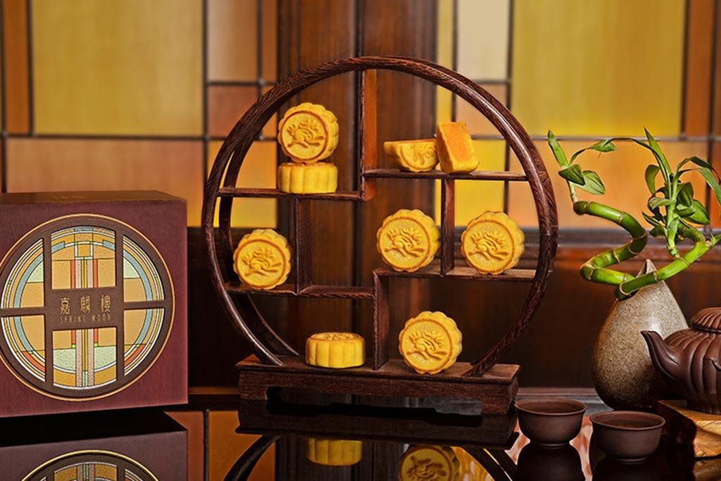 【嘉麟樓月餅2021】半島嘉麟樓月餅預訂2021 經典迷你奶黃月餅/限量中秋節月餅禮盒