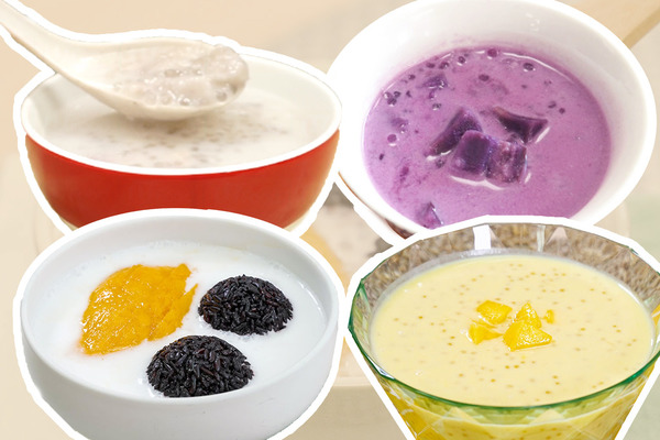 【西米露食譜】5款簡單易整西米露食譜  椰汁西米露/芋頭西米露/楊枝甘露/芒果/紫薯