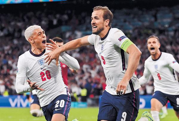 歐國杯決賽迎意軍 英格蘭求破55年宿命