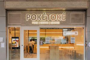 【旺角美食】旺角首間主打夏威夷蓋飯餐廳PokéToké!第二碗半價/雙拼壽司飯/加州風味碗/素食特調