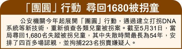 劉德華電影《失孤》原型 24年騎50萬公里 慈父尋獲被拐兒