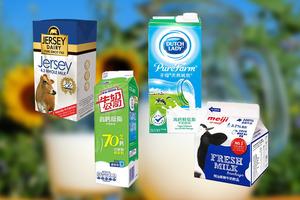 【消委會報告】消委會測試40款牛奶營養 2款不屬蛋白質來源/最高鈣的喝1杯已佔每日所需67%
